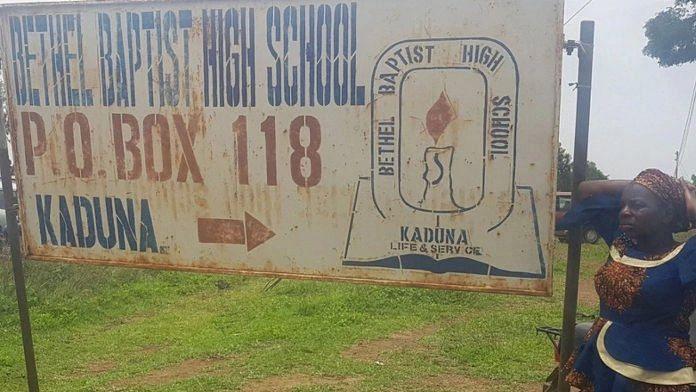 Bandits release 10 abducted Bethel School students