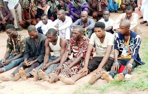 Miyetti Allah hands 11 suspected kidnappers over to police in Taraba