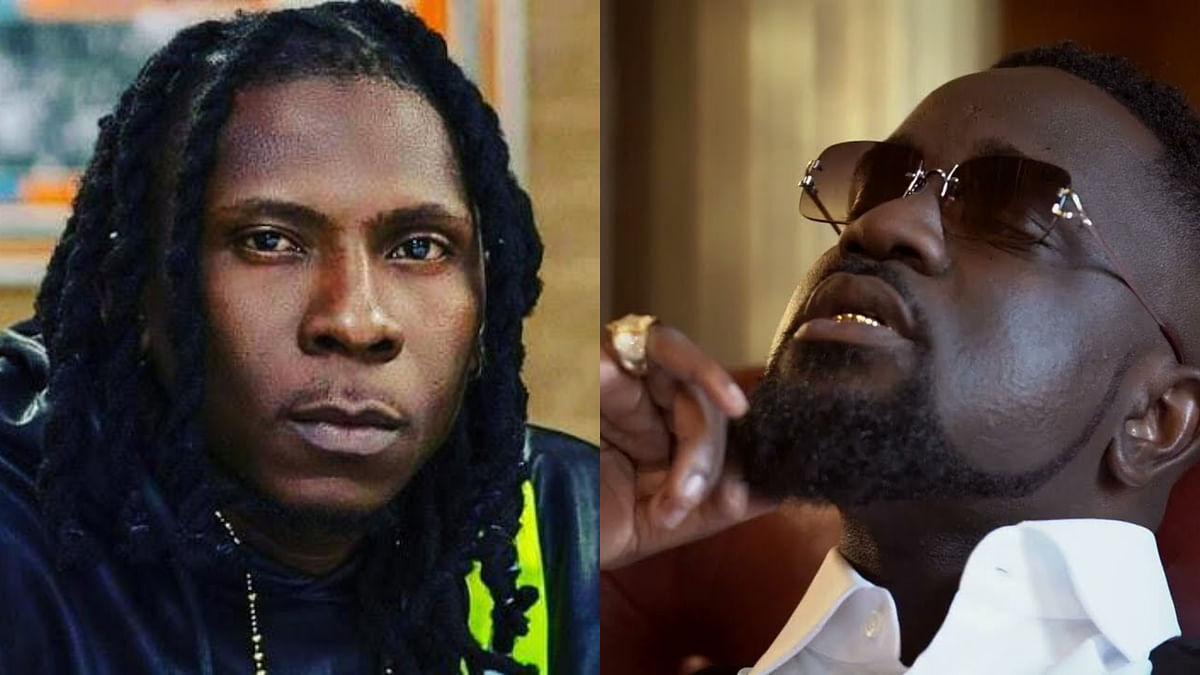 Why Sarkodie doesn't take calls, reply messages - Ghanaian singer, Mugeez