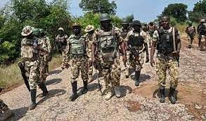 Troops foil bandits' attack on Yobe town, recover anti-aircraft gun, IEDs