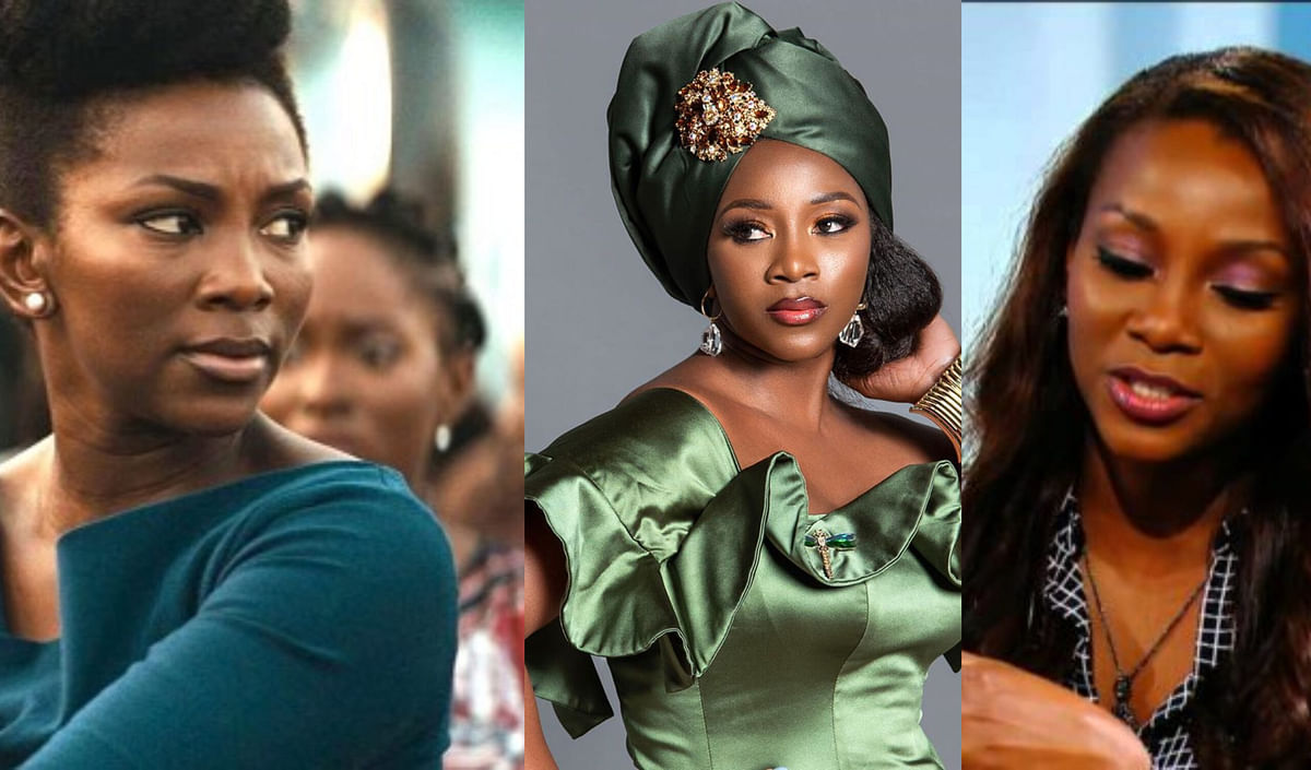 I'm working hard to eliminate the drought, Genevieve Nnaji responds to request to feature in new movies