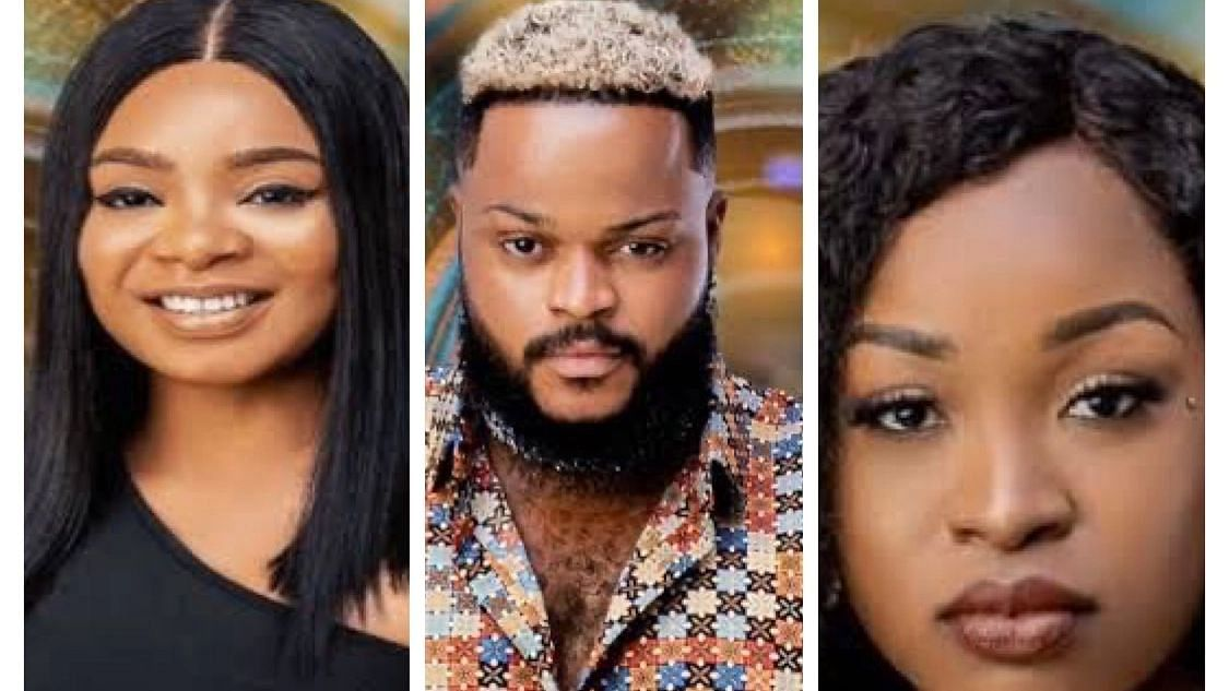 BBNaija: Whitemoney emotionally stressed over Queen, Jackie B situation