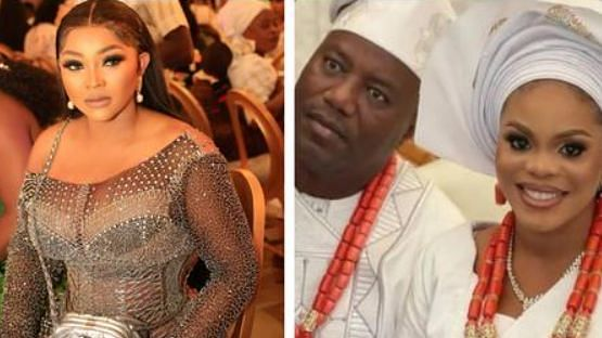 Thank God I didn't marry what I can't handle, Mercy Aigbe's ex Lanre Gentry throws shades