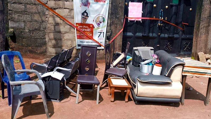 84-year-old evicts late brother's wife, children, claims ownership of building