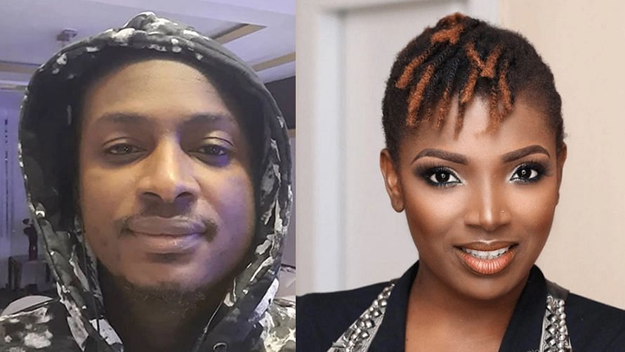 2face: I'm not living under your roof, Charles replies Annie