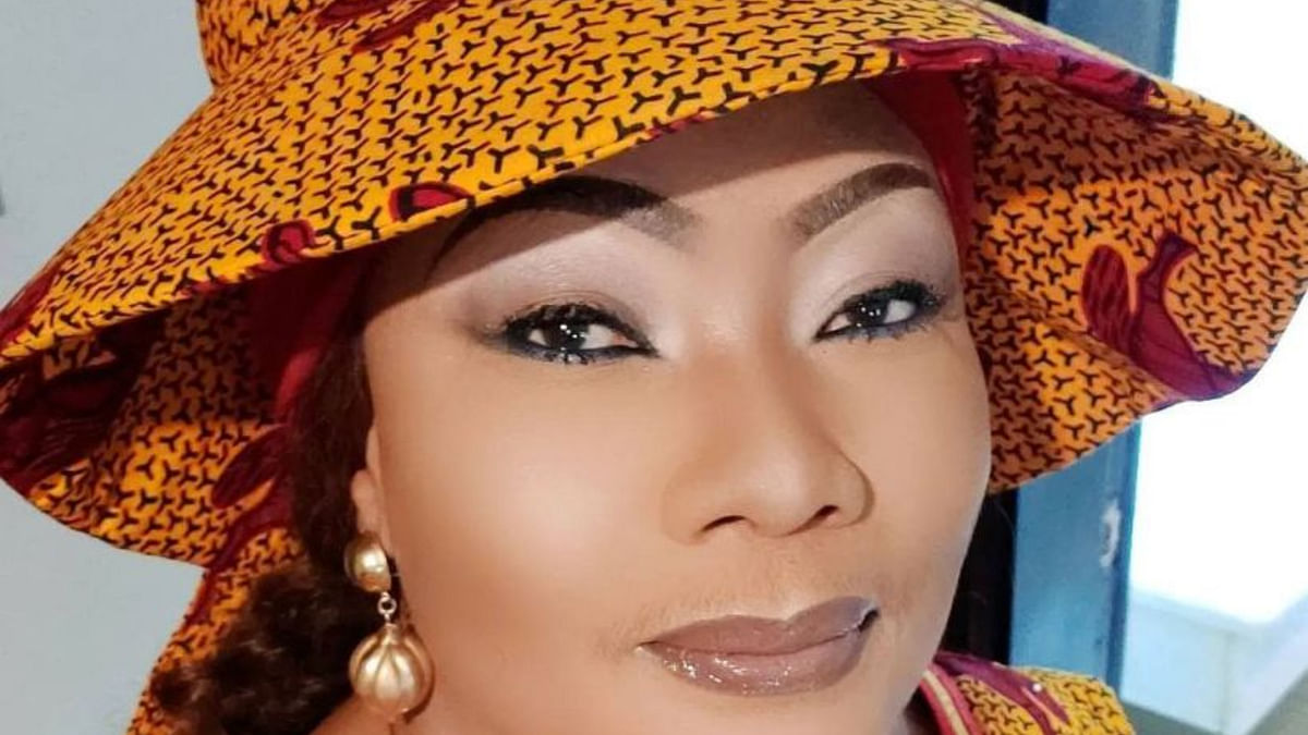 VIDEO: Only dogs stick out tongues, we are humans, not animals, says Eucharia Anunobi