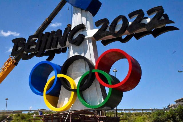 Beijing Winter Olympics to hold without overseas fans over virus threat
