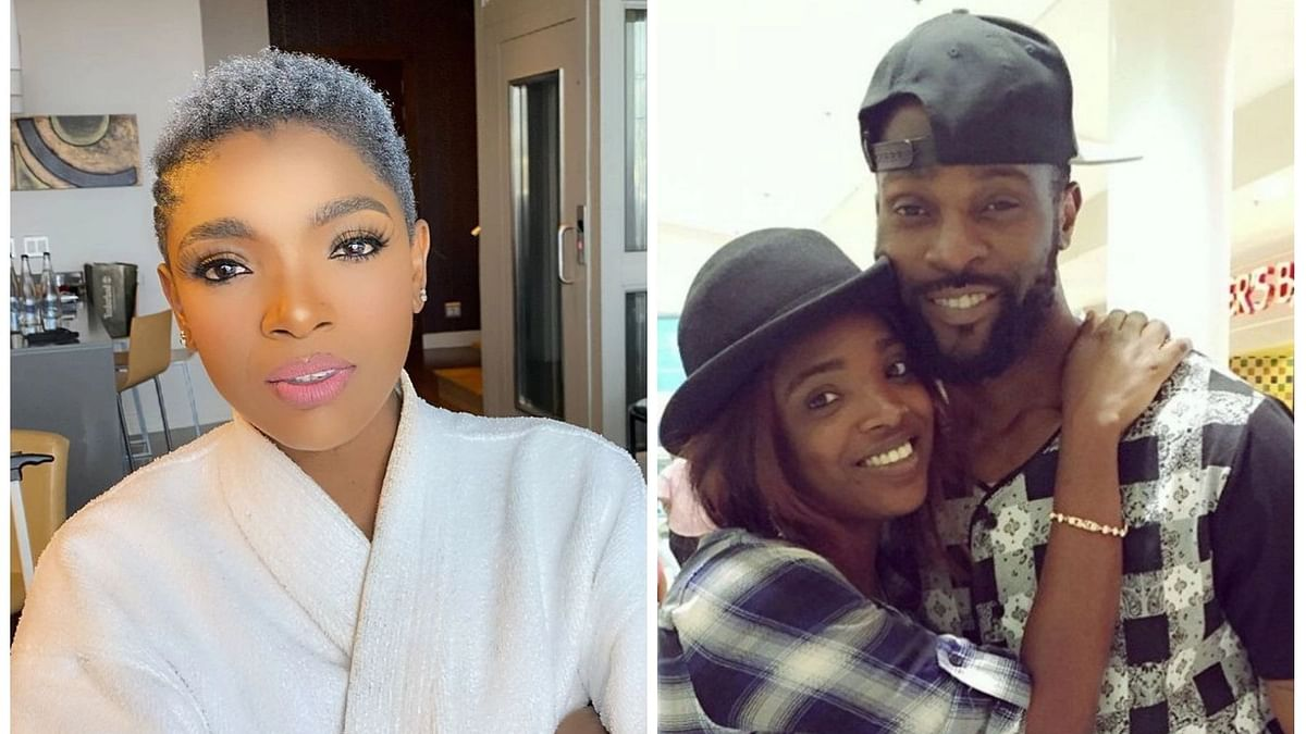VIDEO: Annie Idibia's brother publicly disowns sister