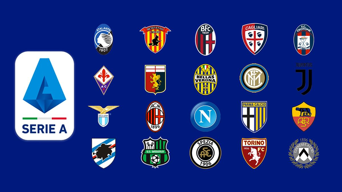 Football: Italian Serie A results, table