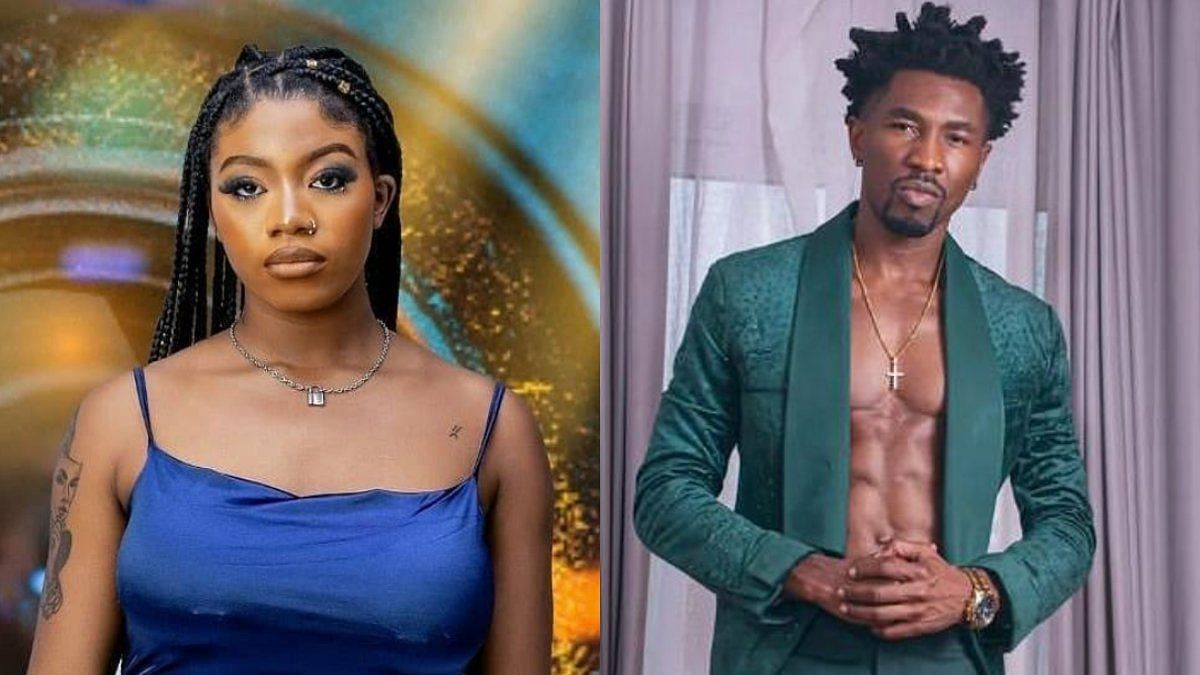 #BBNaija: Why I auditioned despite being famous - Boma