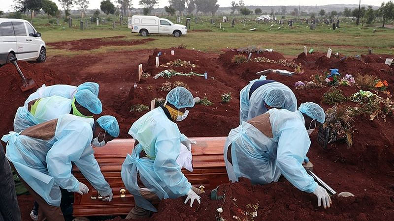 COVID-19: Nigeria records eight new fatalities, 631 new infections - NCDC