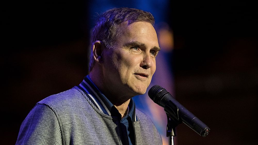 Canadian stand-up comedian Norm Macdonald dies of cancer