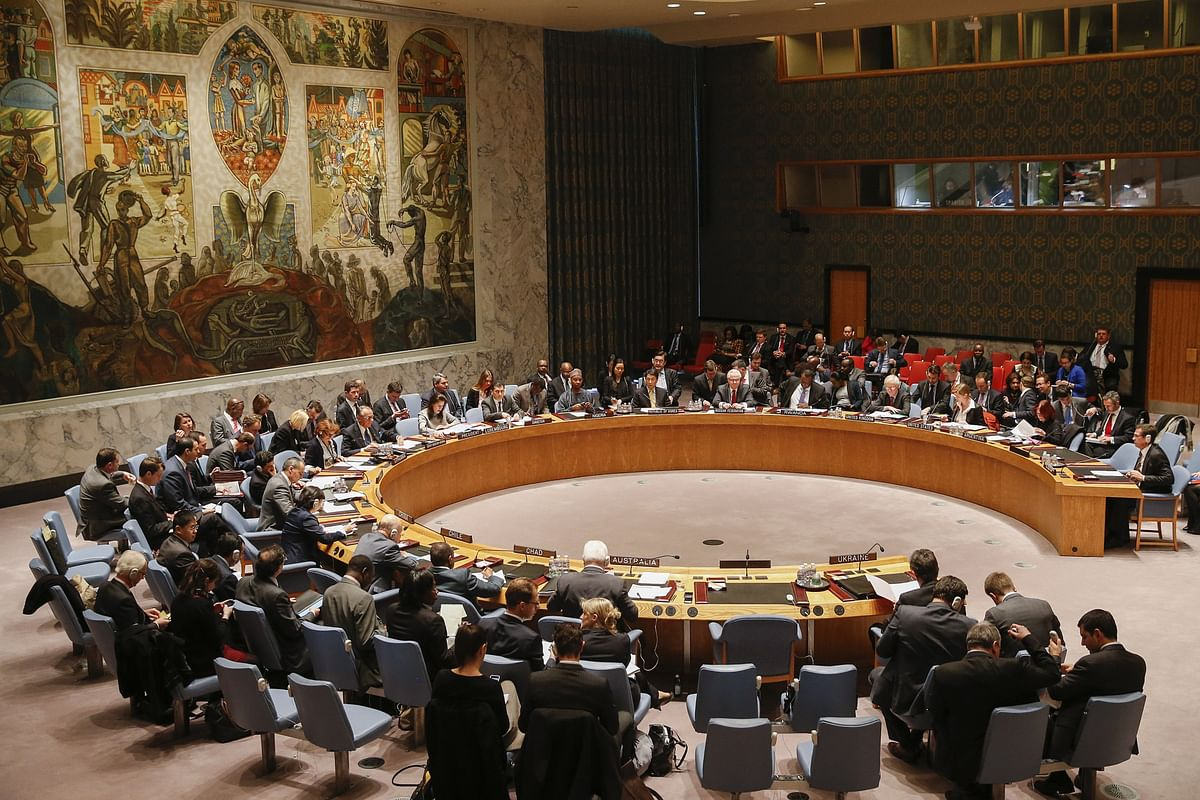 World powers agree at UN on inclusive Afghan government