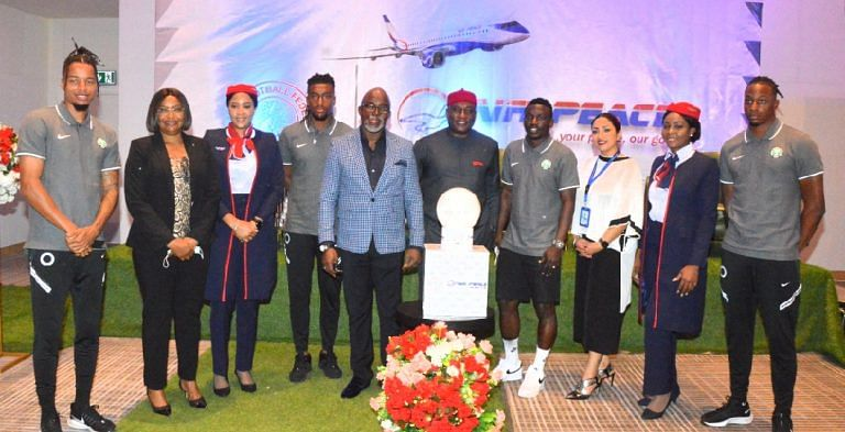 Air Peace signs four-year sponsorship deal with NFF