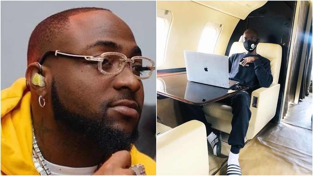 I didn't get opportunity to fulfill Fortune's dream, Davido mourns personal photographer