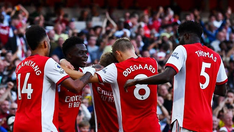 JUST IN: Arsenal outclass Tottenham in north London derby