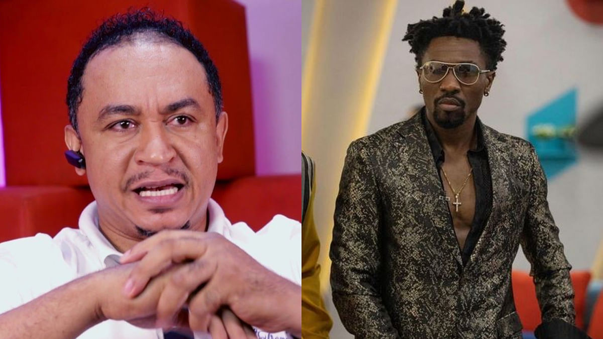 BBNaija: Work on your personality, Daddy Freeze counsels Boma