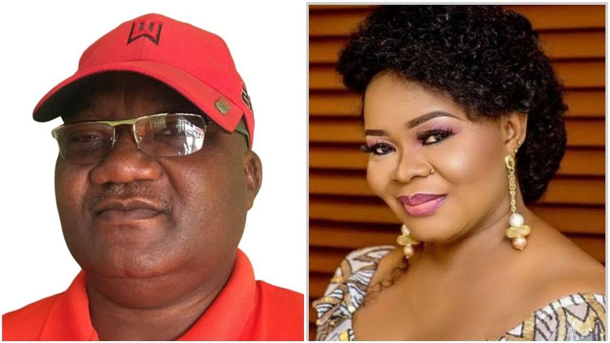 Actress Bimbo Oshin's husband, Dudu Heritage, is dead
