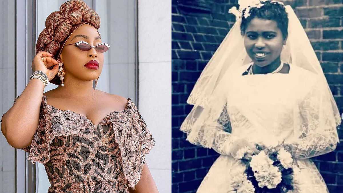 Rita Dominic celebrates mother's posthumous birthday 20 years after demise