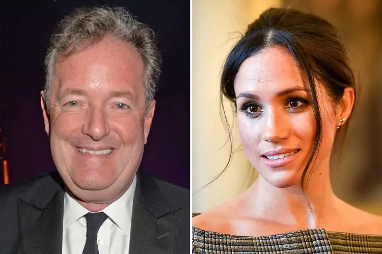 Piers Morgan takes swipe at Meghan Markle after securing new job
