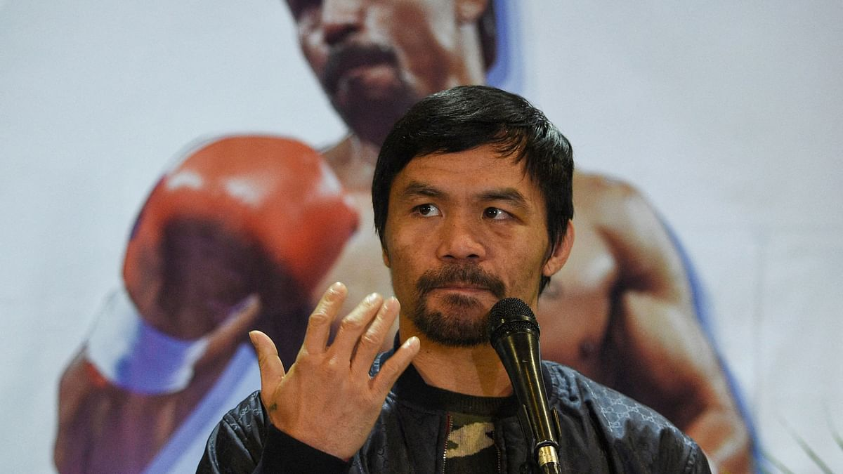 JUST IN: Manny Pacquiao retires from boxing