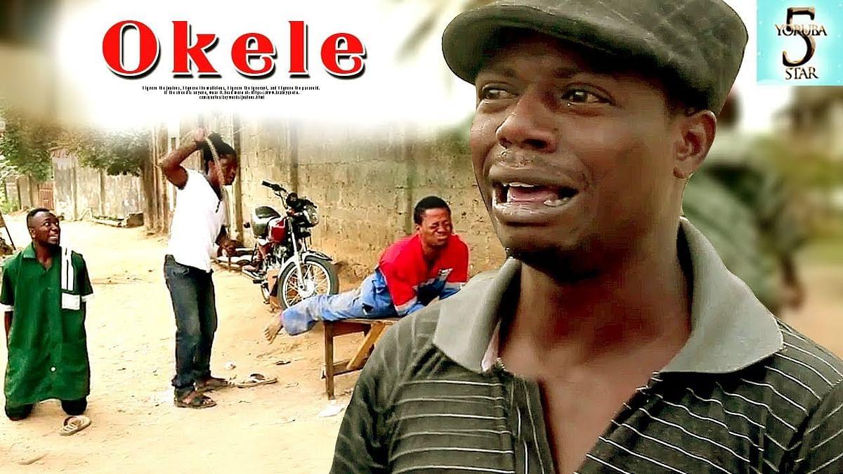 VIDEO: Nollywood comic actor Okele hospitalised