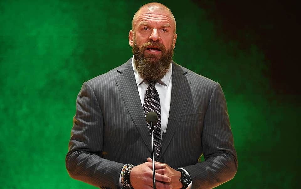 Wrestling icon, Triple H, opens up on secret heart operation