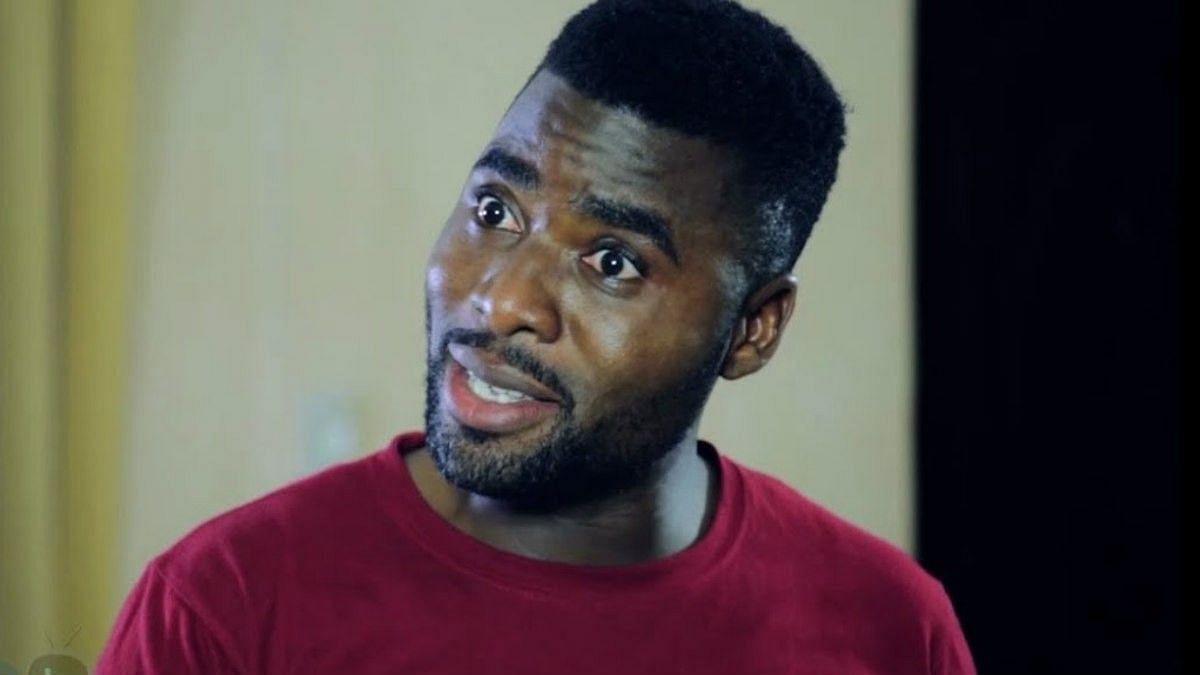Omo Ghetto saga: Ibrahim Chatta attacks fan for accusing him of taking side with Funke Akindele