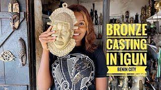 Untold story of Igun, Nigeria's centre of bronze casting