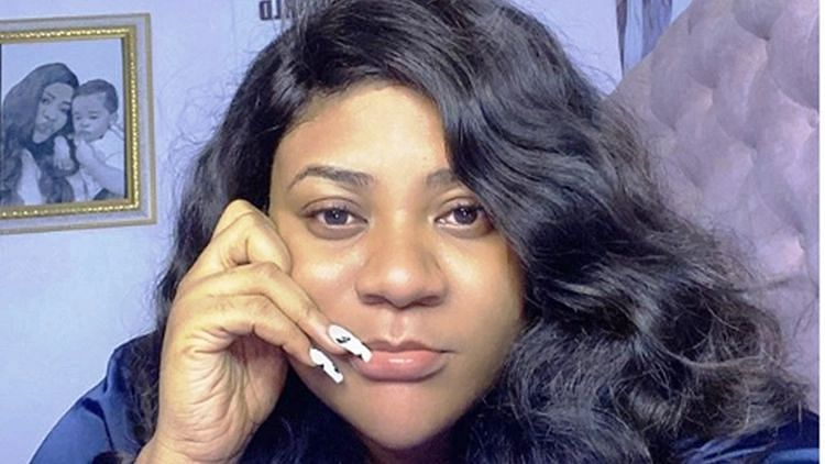 Nollywood Actress Nkechi Blessing loses mom