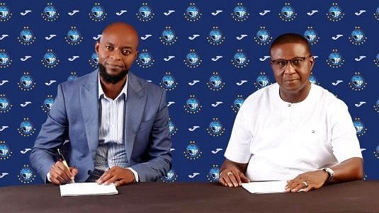 Finidi George appointed manager of Enyimba FC
