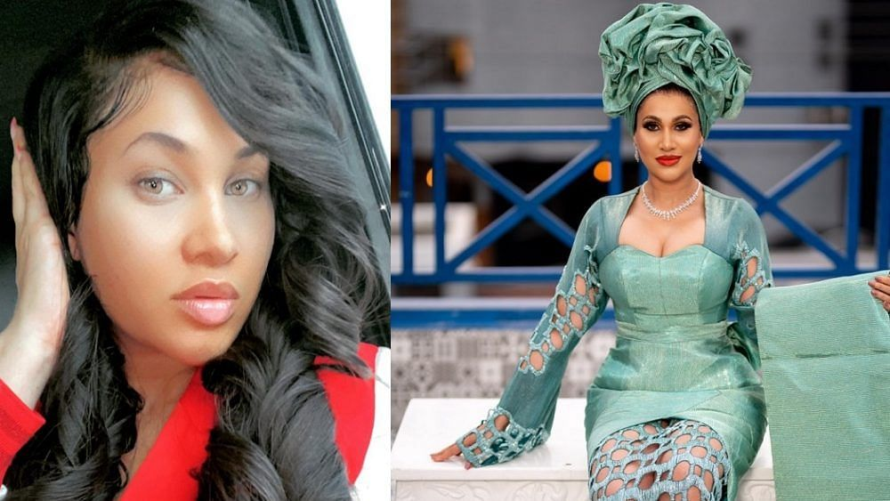 Nollywood actress Caroline Hutchings announces exit from entertainment industry