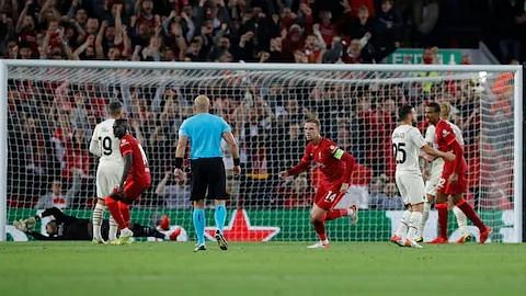 AC Milan's UCL return end in 3-2 dramatic defeat to Liverpool