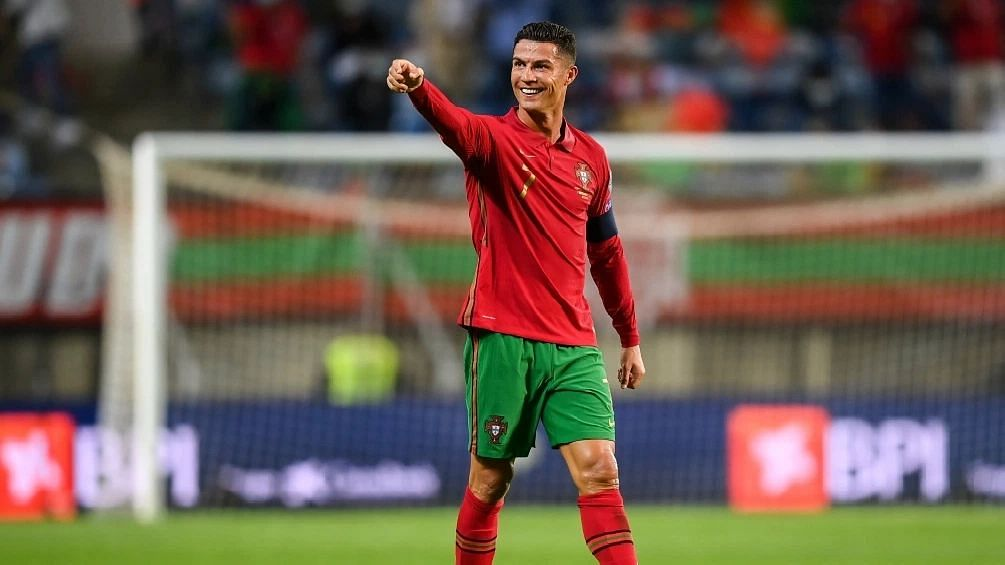 JUST IN: Portugal release Ronaldo to join Man United