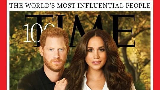 Prince Harry, Meghan make Time's 100 most influential people