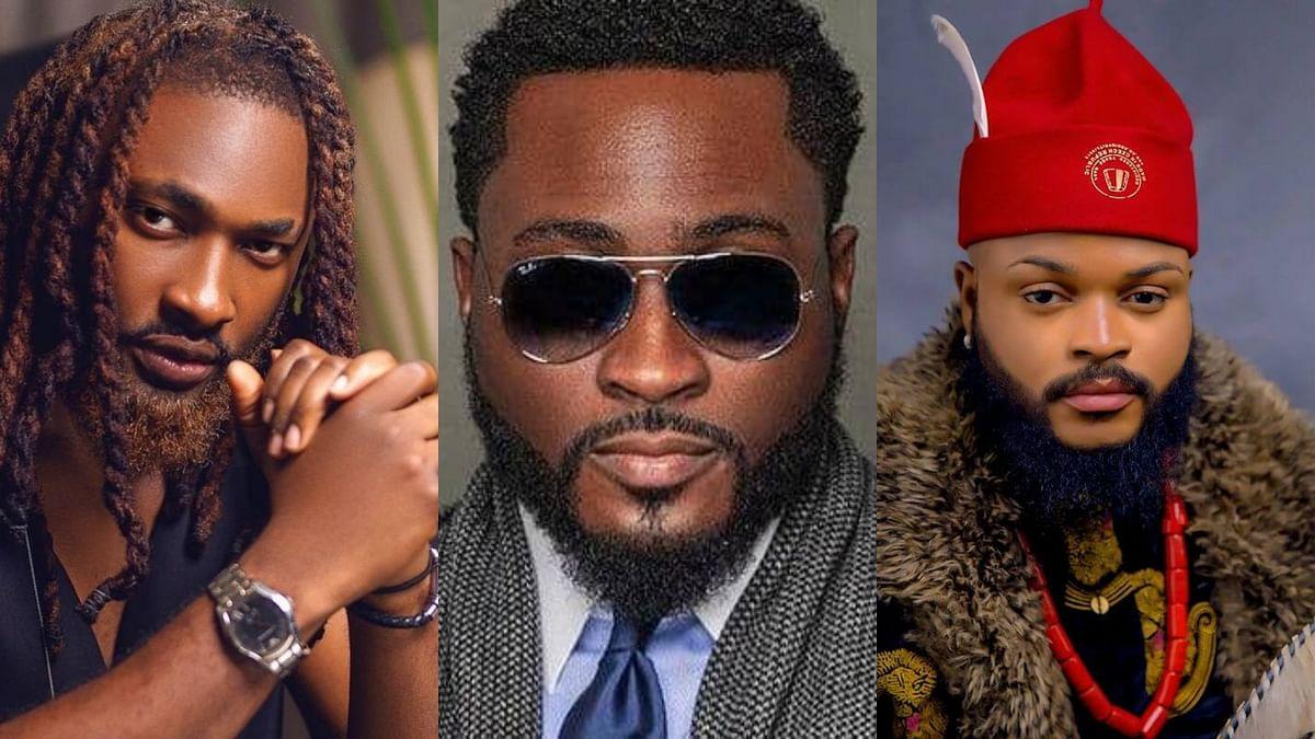 BBA Season 5 winner Uti Nwachukwu names final five 'Shine Ya Eye' housemates