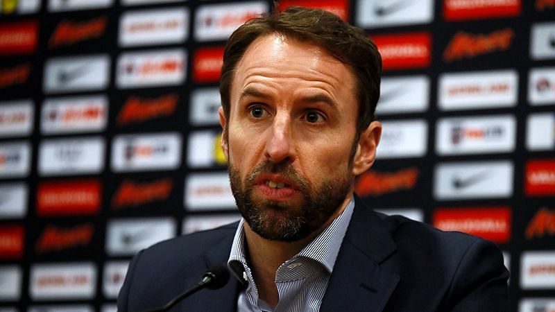Gareth Southgate: England's first manager to make no subs in 25 years