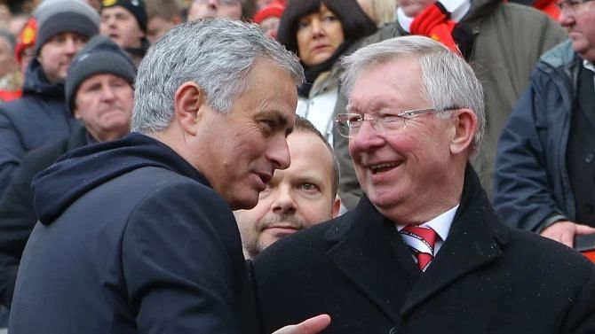 Mourinho's one of managerial greats, Man United's Ferguson pays tribute