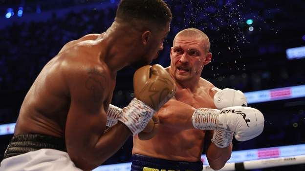 I didn't plan to knock out Joshua, I just wanted to praise Jesus - Usyk