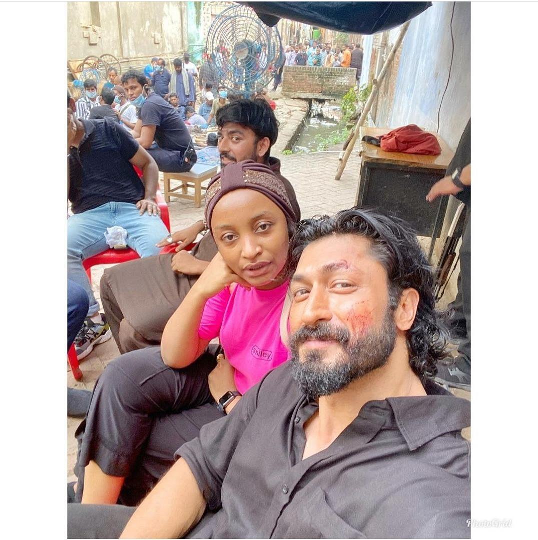 Kannywood's Rahama Sadau features in Bollywood movie