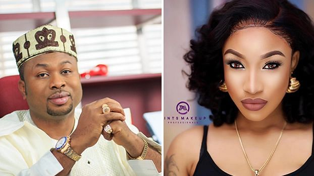 Leaked Audio: I would've given Churchill 'rat poison' if we were still together -  Tonto Dikeh