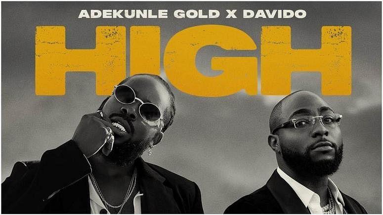 Adekunle Gold features Davido in latest single 'High'