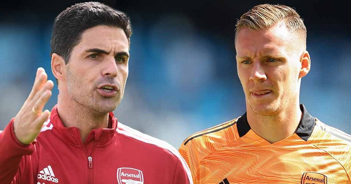 EPL: Arteta has not explained why I lost my place to Ramsdale – Leno