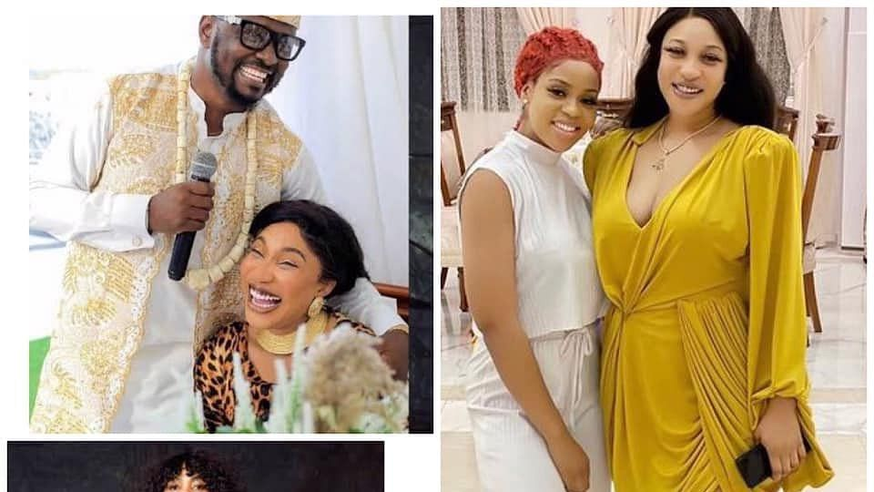 I'm sorry for betraying Tonto Dikeh, Actress Merit Gold speaks on viral audio recording with Kpokpogri