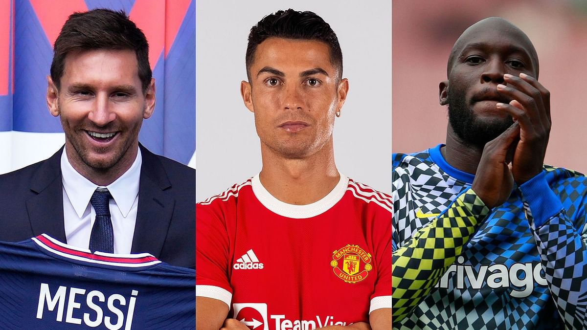 TRANSFER: Ronaldo, Messi, other big moves across Europe