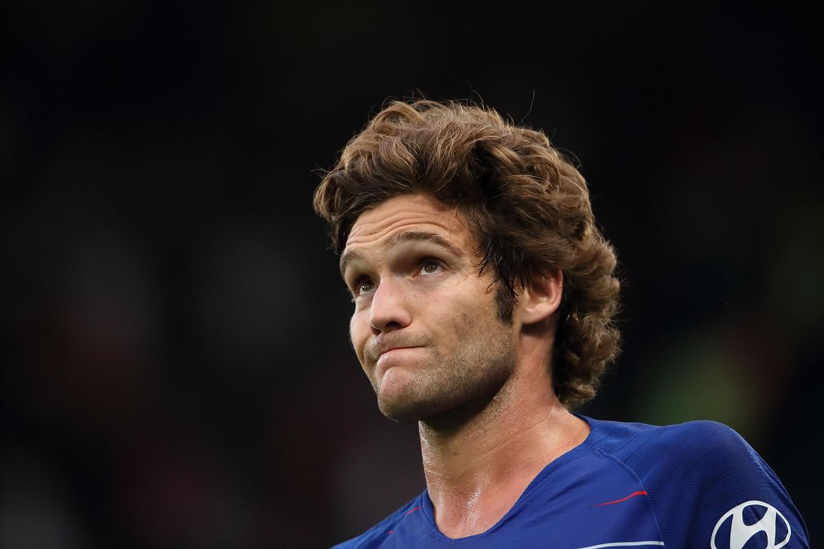 Chelsea's Marcos Alonso to stop taking knee
