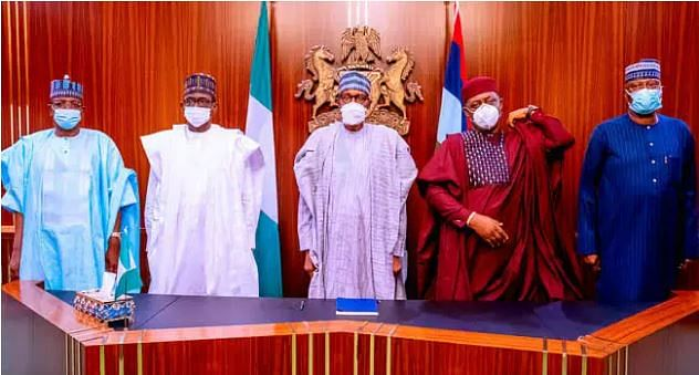 JUST IN: Femi Fani-Kayode decamps from PDP to APC, meets Buhari