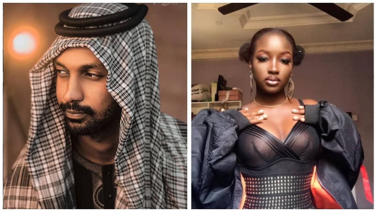 VIDEO: Ungrateful set of people, Reactions as Saskay, Yousef claim Queen cooks better than WhiteMoney