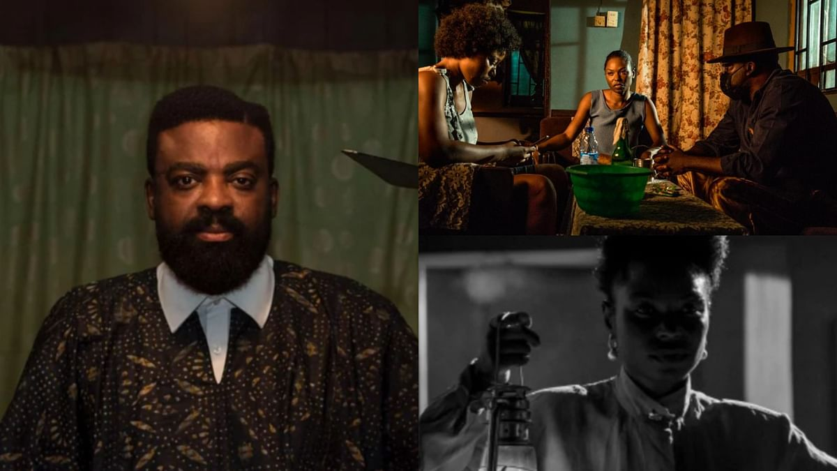VIDEO: Kunle Afolayan releases  teaser for much-anticipated movie 'Swallow'