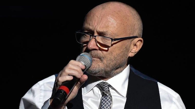 My health 'changes things' for Genesis tour, Phil Collins reveals
